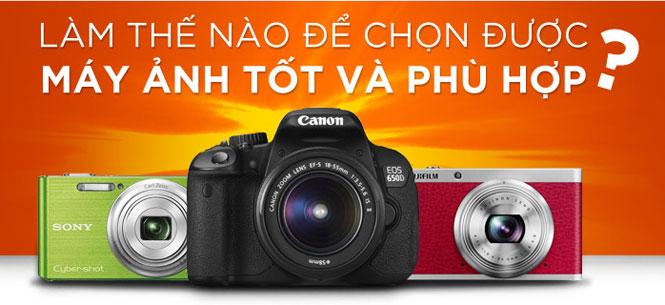 mua máy ảnh ở đâu