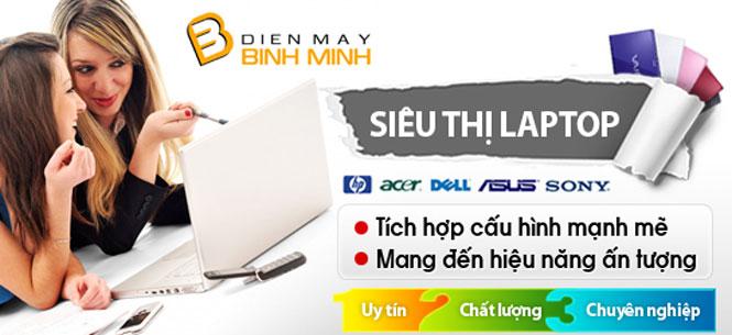 sieu thị laptop
