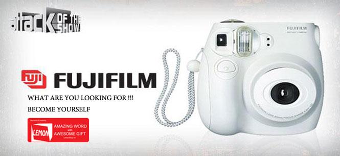 máy chụp ảnh fijifilm