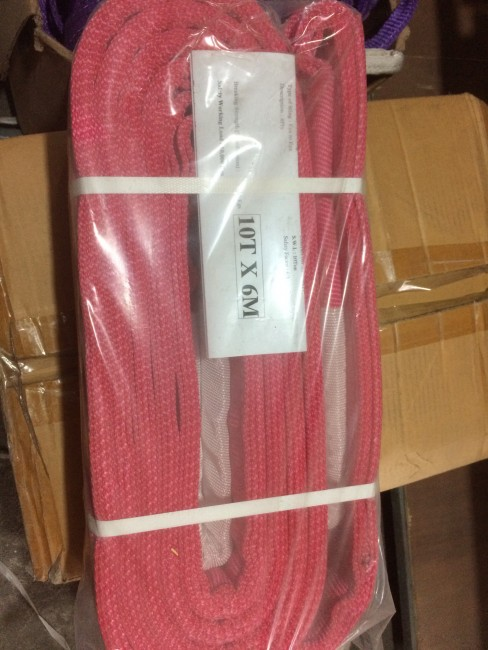 0941889251 - Cáp vải 10 tấn 6m Hàn Quốc giá rẻ nhất thị trường.