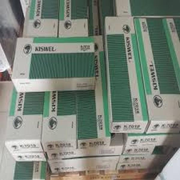 0941889251 - Que hàn chịu lực K7018 , K7016 Kiswel giá tốt nhất miền bắc.