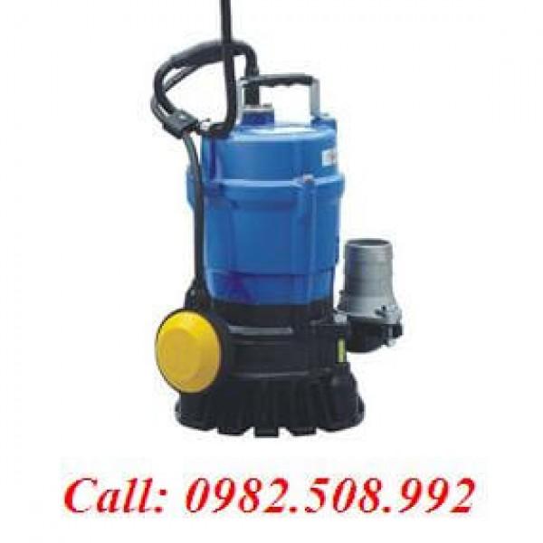 0982.508.992 báo giá máy bơm nước thải Tsurumi HSZ2.4S, HSZ2.75S
