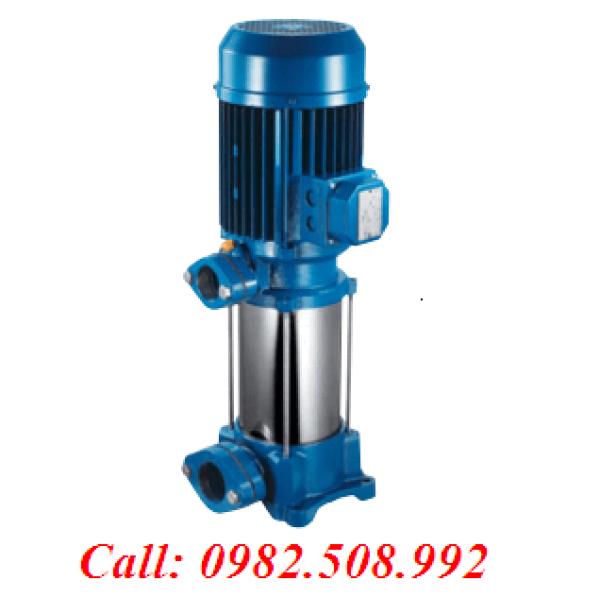 0982.508.992 cung cấp bơm ly tâm trục đứng U7V 400/8T, công suất 3kw