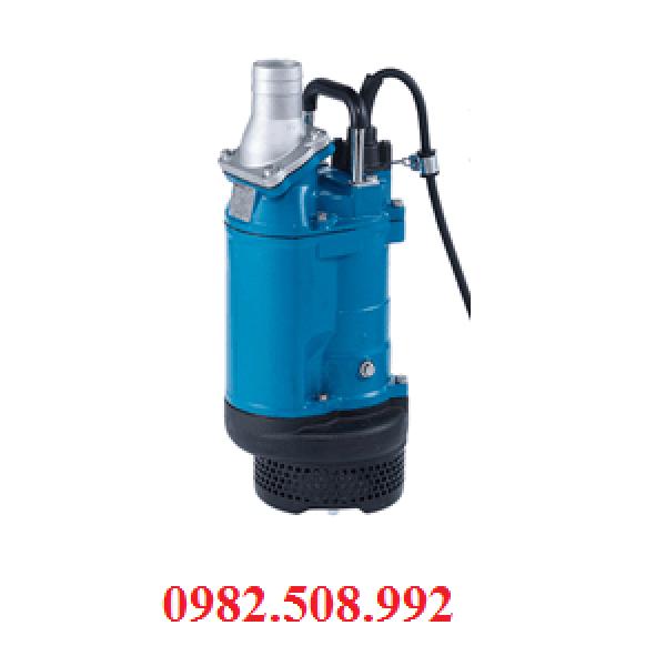 0982508992 báo giá máy bơm nước thải Tsurumi KTZ33.7, KTZ23.7