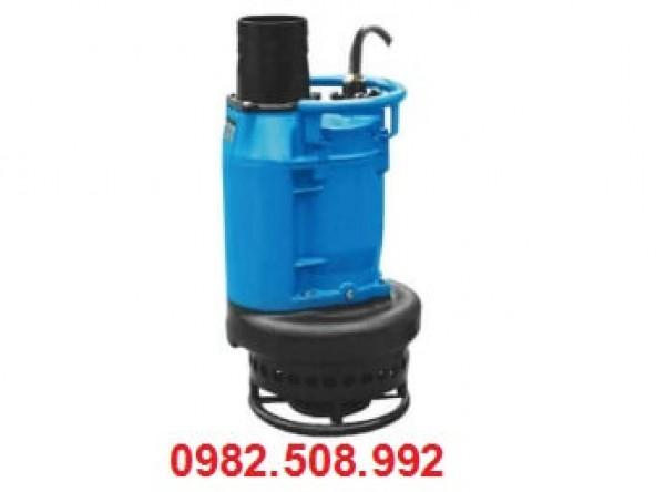 0982508992 máy bơm nước thải cánh khuấy, bơm hút bùn 100MBS46, 150MBS49
