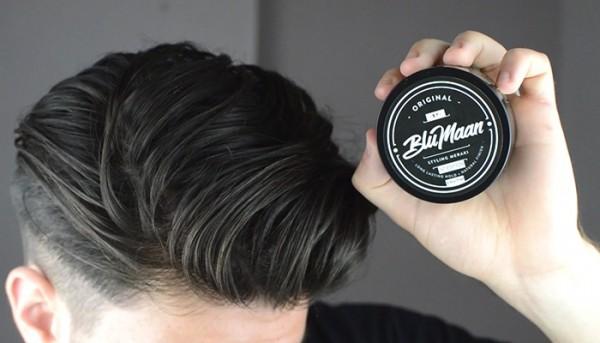1 Số cách sử dụng sáp vuốt tóc nam 2021