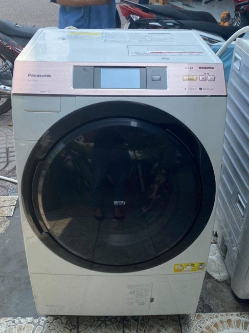 10 công nghệ nổi bật Máy giặt PANASONIC NA-VX5E2L (date 2015)