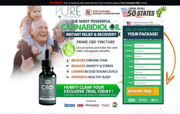 10 Effective Ways To Get More Out Of Pure Complete CBD