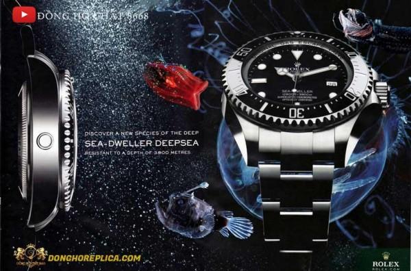 10 sự thật thú vị bạn chưa biết về thương hiệu đồng hồ Rolex Fake