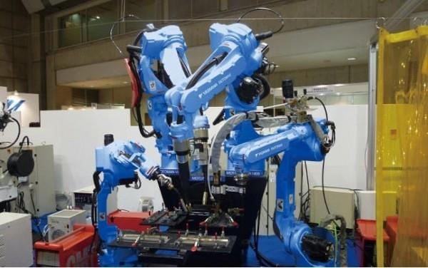 25% Robot công nghiệp được cung ứng tại Japan