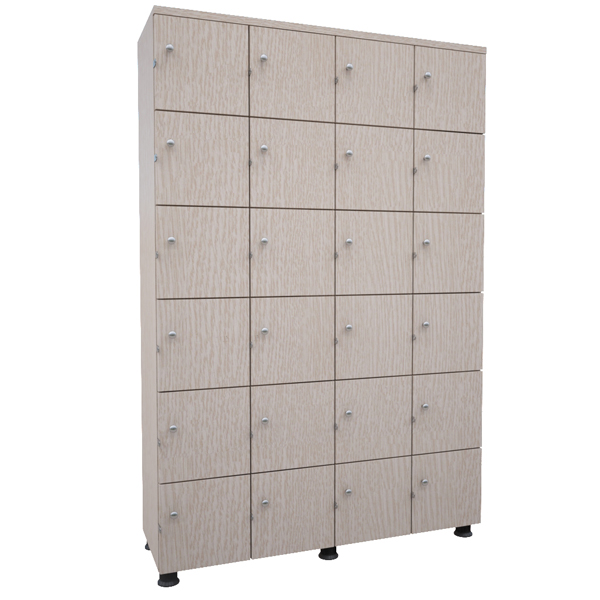 3 mẫu tủ để đồ cá nhân nhiều ngăn Hòa Phát cho công nhân