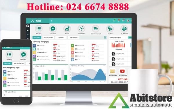 4 lý do bạn nên sử dụng phần mềm quản lý bán hàng Abit