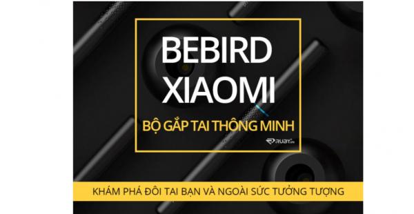 4 sản phẩm thông minh Xiaomi