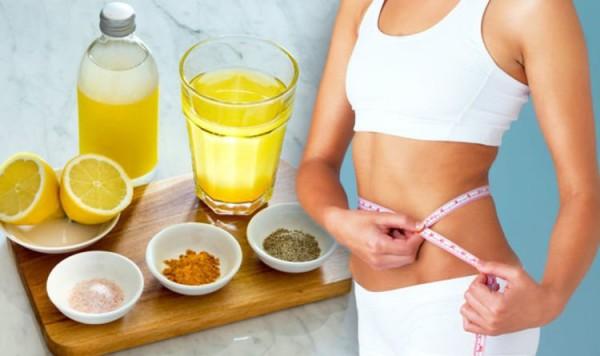 5 detox giảm cân giúp chị em có được vóc dáng mơ ước