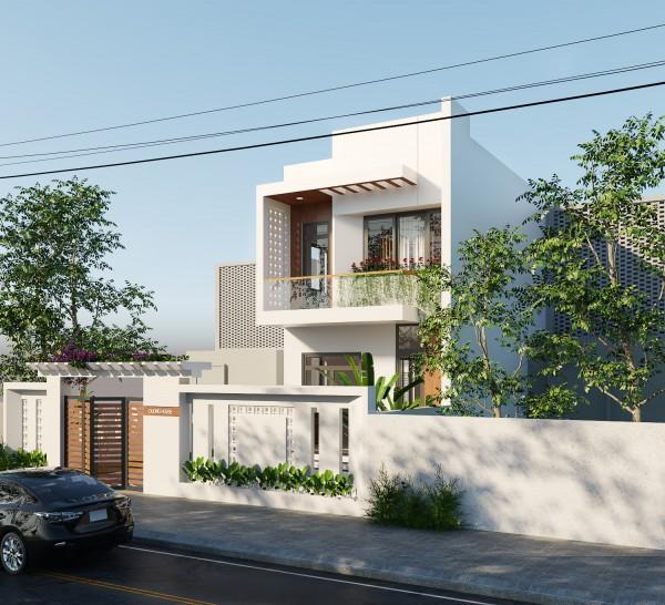 5 màu sơn nhà đẹp và chuẩn xu hướng nhất năm 2021