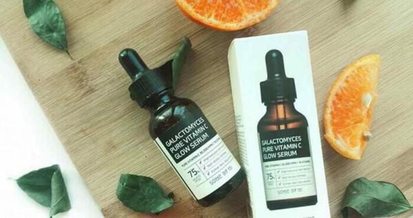 5 Tác dụng diệu kỳ của serum vitamin C