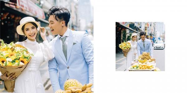 6 địa điểm chụp ảnh cưới rẻ mà vẫn đẹp long lanh ở Sài Gòn