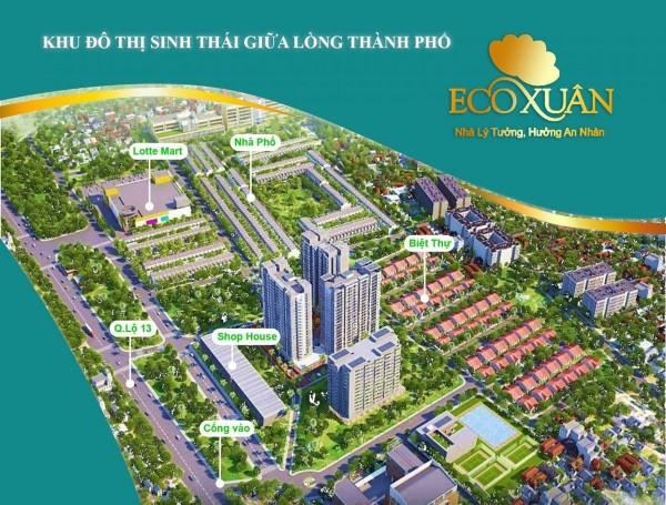 7 lý do nên mua dự án Eco Xuân Lái Thiêu ngay