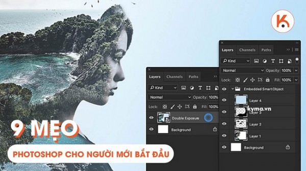 9 mẹo Photoshop dễ làm 2021