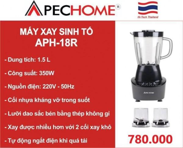 Ấm siêu tốc APH-18R - Điện máy Thành Đạt