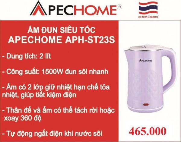 Ấm siêu tốc APH-ST23S - 0902809949