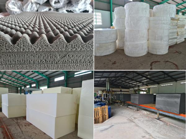 Anh Dũng Plastic chuyên sản xuất các loại mousse PU