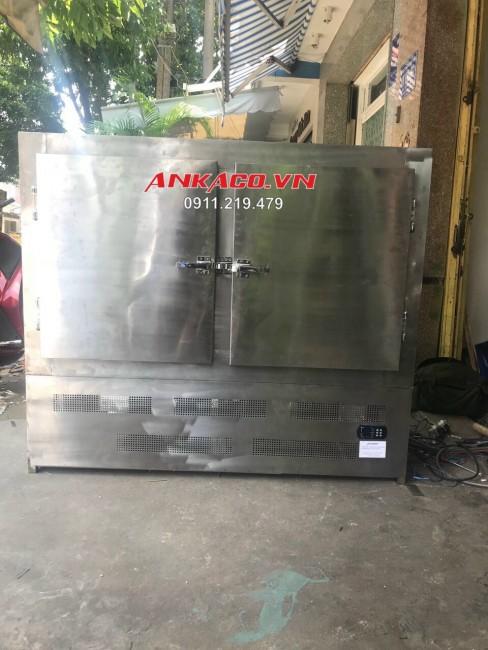 ANKACO cung cấp tủ đông inox 2 cánh giá tốt