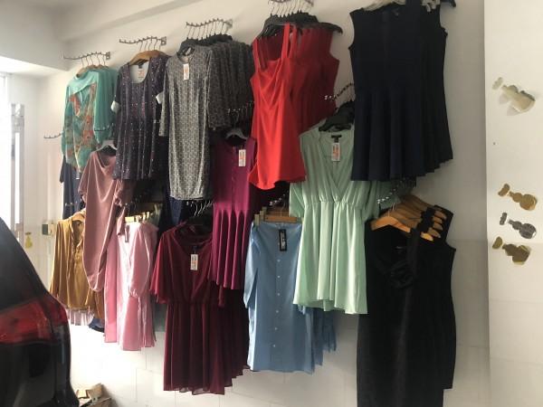 Áo đầm nữ hàng thời trang style đang hot hiệu