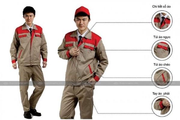 Áo đồng phục bảo hộ thế nào là đẹp nhất