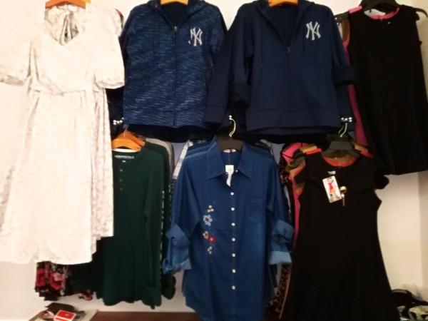 Áo thun nữ áo voan kiểu nguyên kiện hàng xuất chất lượng