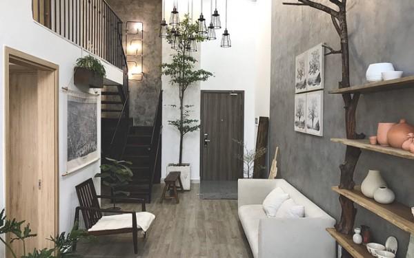 Áp dụng thành công gam màu trung tính vào không gian căn hộ