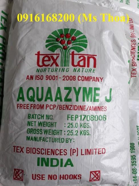 AQUAAZYME J - Enzyme tăng trọng, tiêu hóa thức ăn nhanh, tăng trưởng tốt