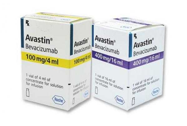 Avastin 400mg/16ml/ Bevacizumab 400mg/16ml - Điều trị ung thư hiệu quả