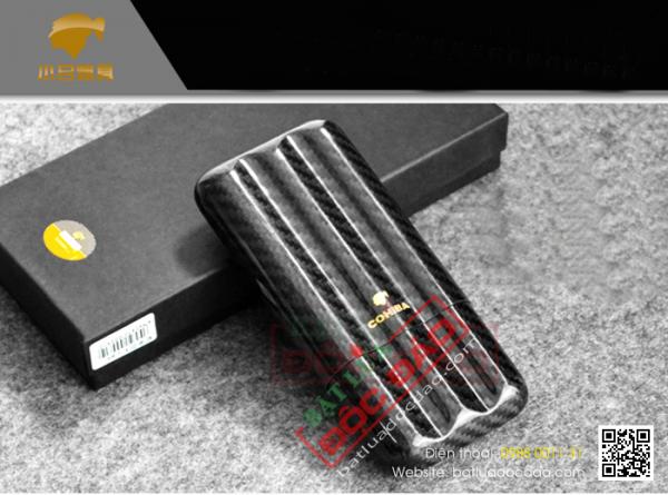 Bán bao da xì gà cao cấp chính hãng Cohiba P333B (3 điếu)