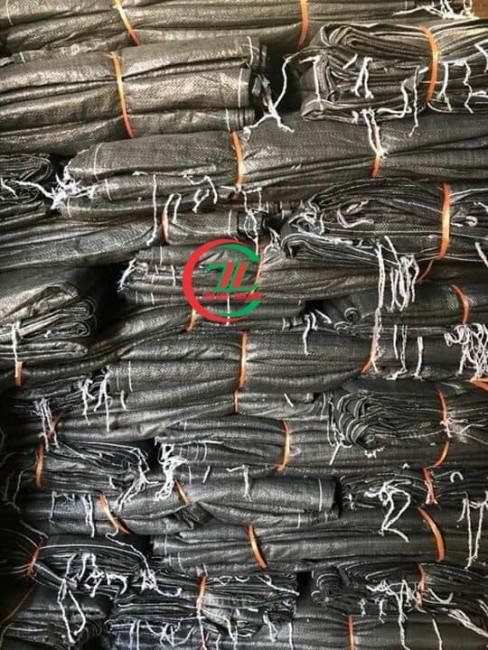 Bán bao tải dứa đen, xưởng sản xuất bao tải dứa - 0908.858.386