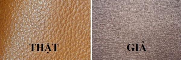 Bạn biết gì về da thật và da giả ?