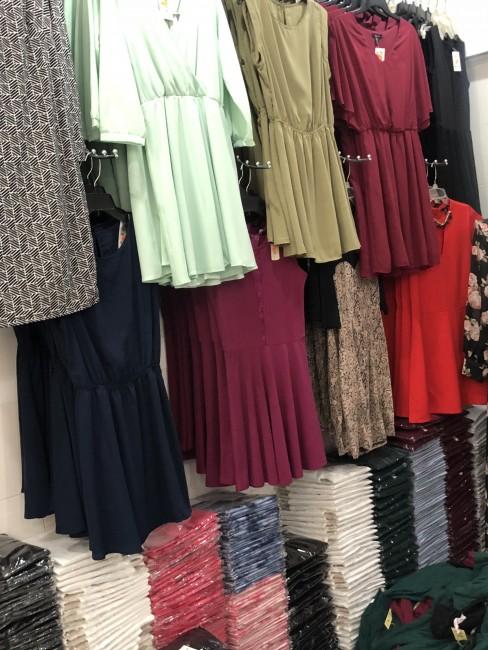 Bán buôn váy nữ, đầm nữ đẹp hàng bán shop đóng hàng toàn quốc