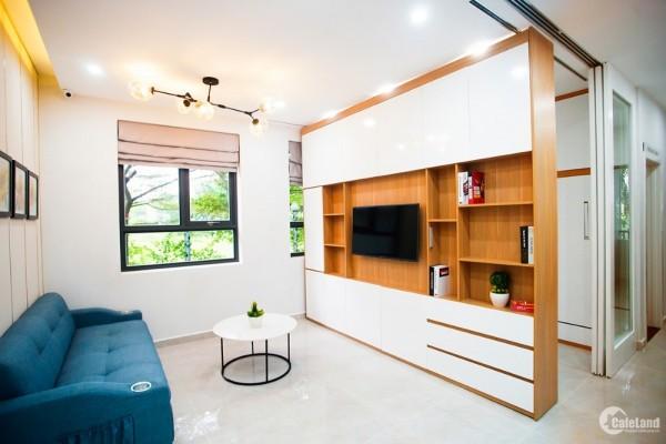 Bán căn hộ Thông minh 4.0 căn 2PN 50m2 giá 1ty27 - Tặng Full nội thất thông minh
