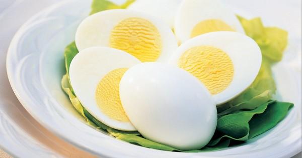 Bạn có khả năng giảm 10 kg với chế độ ăn có trứng mỗi ngày