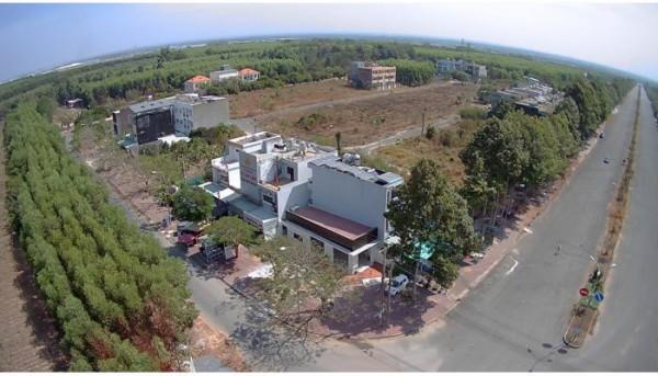 Bán đất biệt thự nhà vườn dự án HUD khu đô thị Long Thọ - Phước An - 0949 475 399
