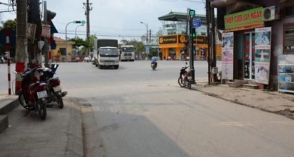 Bán đất phường Long Biên chỉ 1.56 tỷ, ngay gần mặt phố Vũ Xuân Thiều