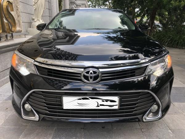 Bán Gấp Toyota Camry 2.5G model 2017 Đẹp Nhất Việt Nam