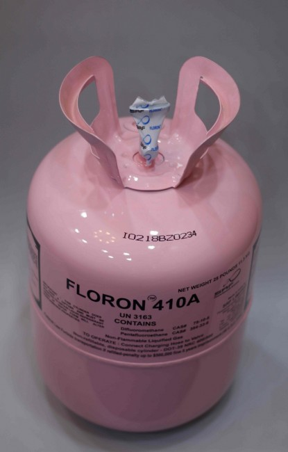 Bán gas lạnh Floron R410 11,3Kg - Ấn Độ