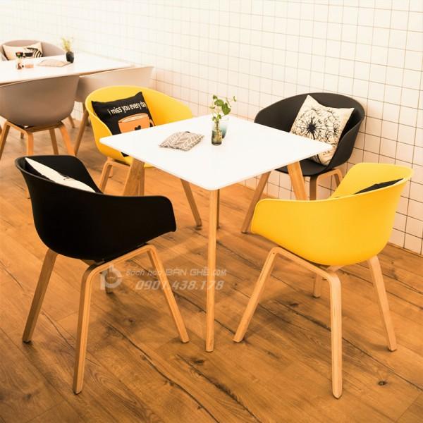 Bàn ghế nhà hàng đẹp, chất lượng được nhiều người yêu thích