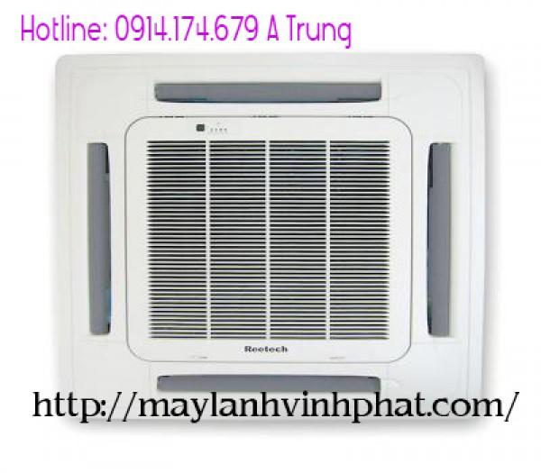 Bán giá cạnh tranh, hỗ trợ công trình với Máy lạnh âm trần Reetech – Âm trần VN giá ưu đãi