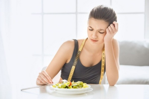 Bạn khó có thể giảm cân khi mắc những sai lầm thường gặp