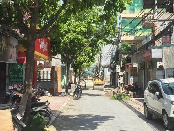 Bán lô đất cực đẹp mặt đường kinh doanh Cửu Việt, Trâu Qùy. Lh 0327916262