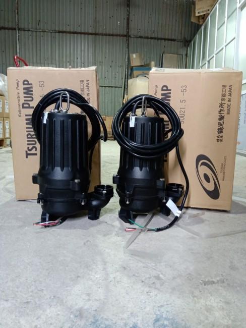 Bán máy bơm nước thải 0,4kw điện 3pha giá tốt nhất