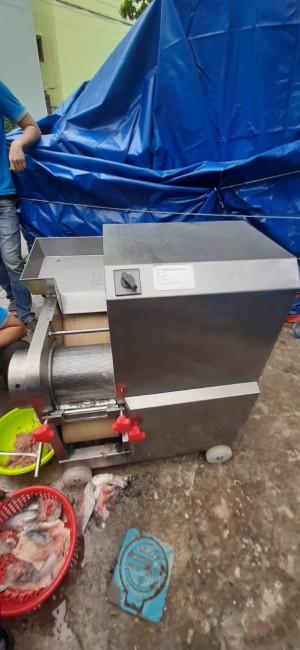 Bán máy ép xương cá thác lác Cr300/Cr900, máy ép cá sông cá biển công nghiệp