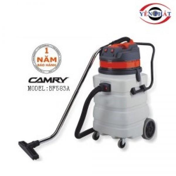 Bán máy hút bụi công nghiệp thùng nhựa CAMRY BF583A chính hãng